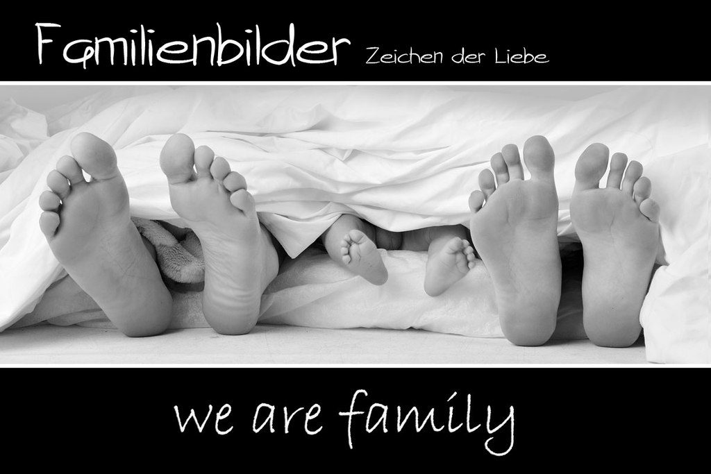 Familie-Fuesse-we-are-family