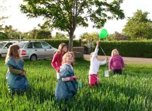 Spiel, Spaß und gute Laune