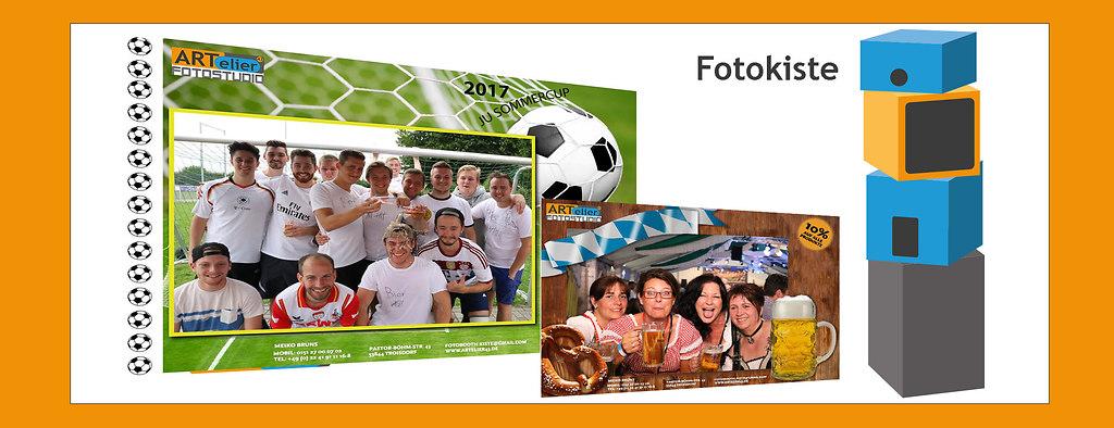 Fotokiste | Fotoboothbox | Fotoboothbox